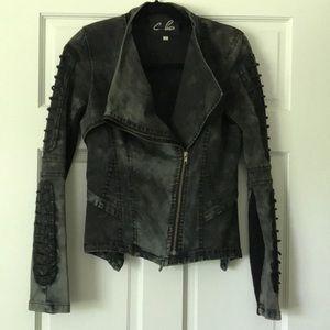 C. Luce moto jacket